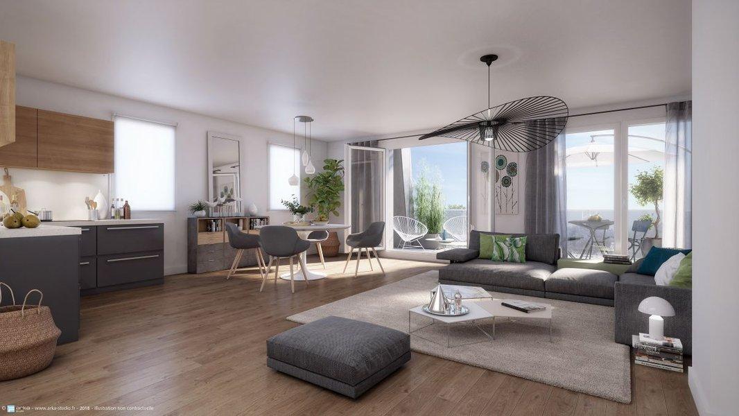 Appartements neufs Noisy-le-grand - Le Clos William