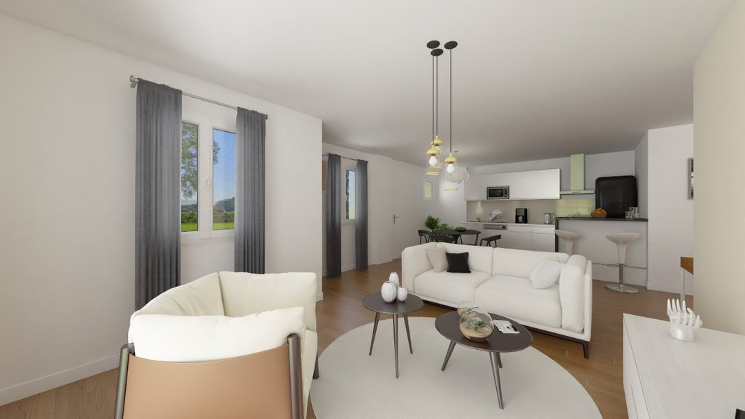 Appartements, maisons neufs Pont-sainte-maxence - Residence Mesnil Chatelain