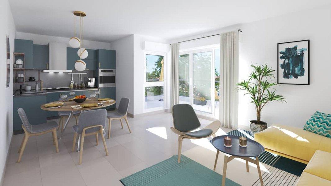 Appartements neufs Marseille - Pavillon 9