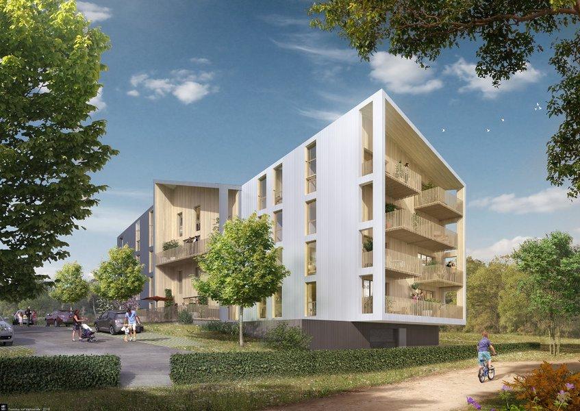 Appartement neuf Acigné - Granges D'acigne