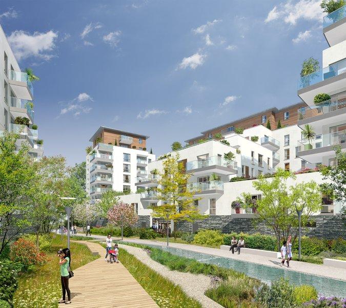 Appartements neufs Alfortville - Nature En Seine