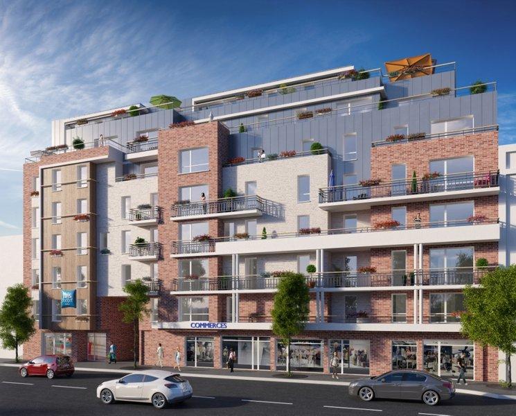 Appartement neuf Dieppe - Très Bel Appartement à Dieppe