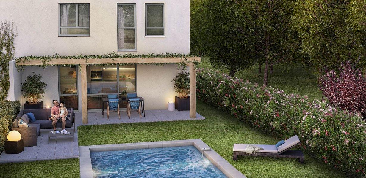 Maisons, appartements neufs La Ciotat - Les Roches Bleues