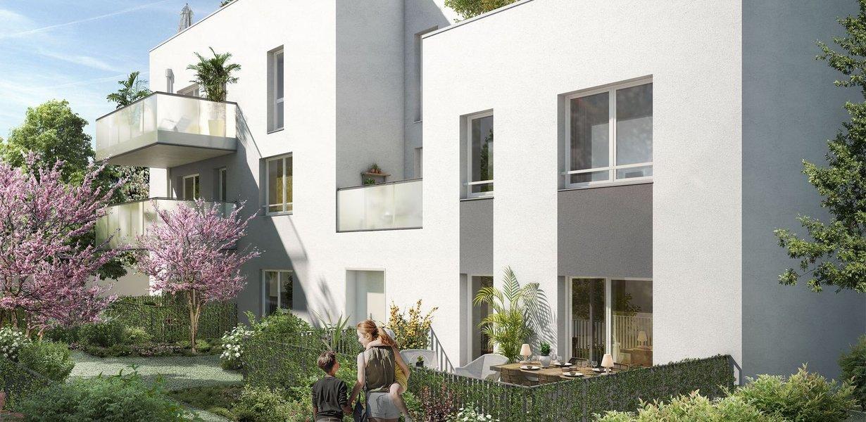 Appartements neufs Villeurbanne - Idylle En Ville