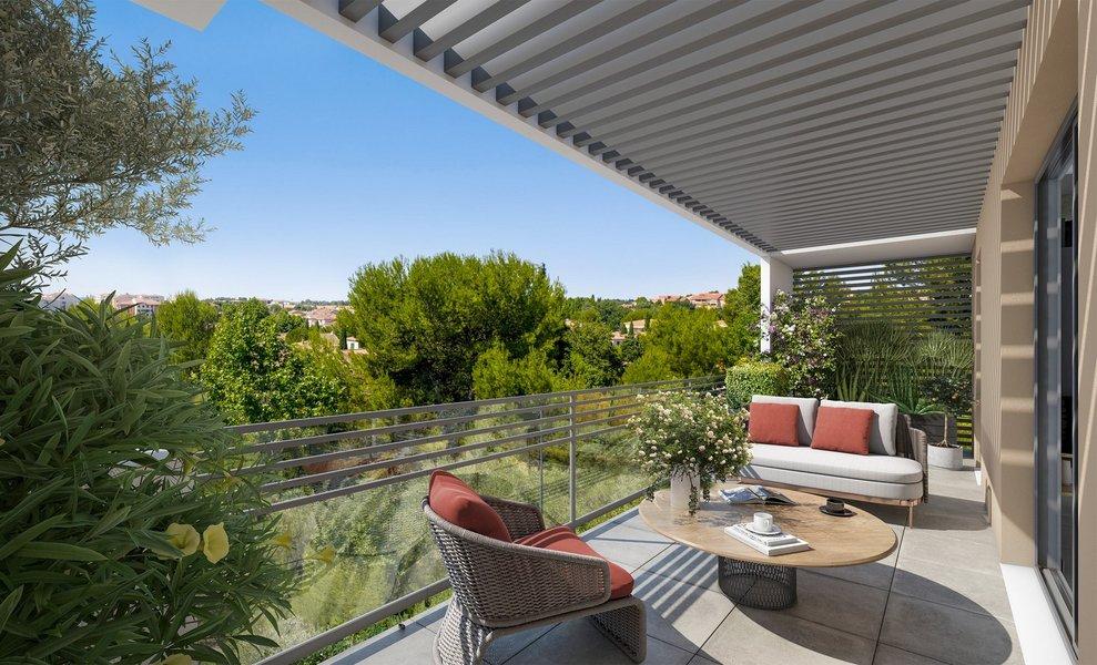 Appartements neufs Aix-en-provence - Villa Oleia