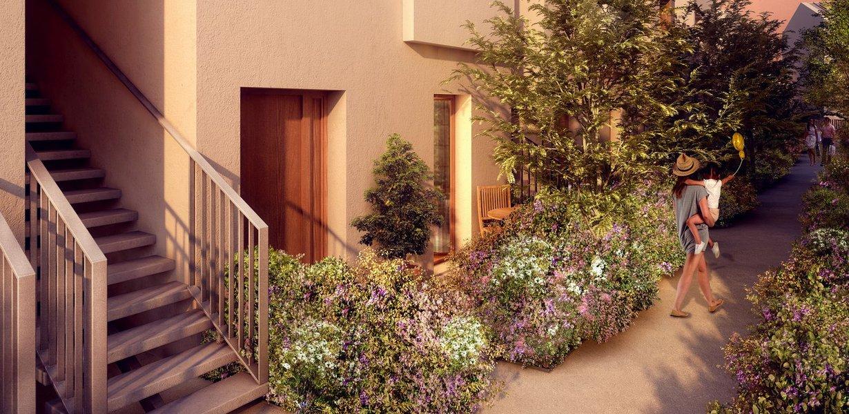 Appartements neufs Lyon - Carré Antonin