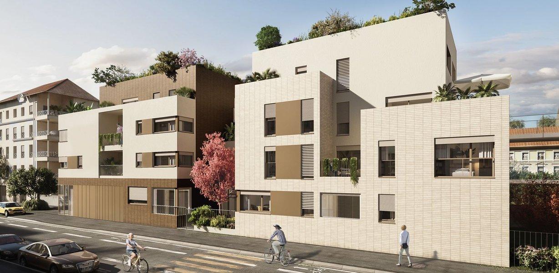 Appartements neufs Lyon - 3ème Art