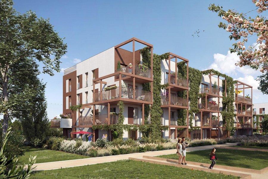 Appartements neufs Vaucresson - Jardin Des Sens