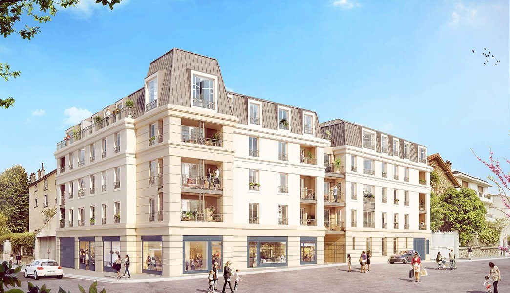 Appartements neufs Châtillon - Renaissance