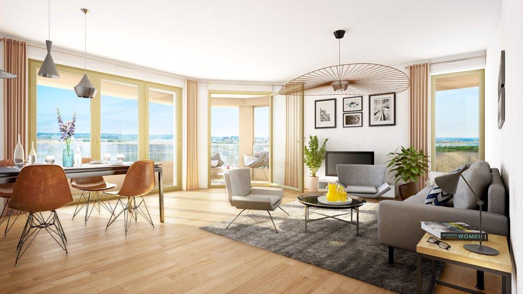 Appartements neufs Bordeaux - Le Belvédère - Bordonova
