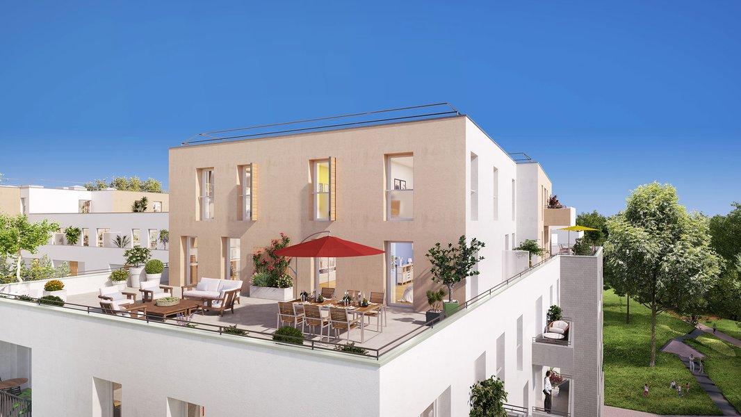 Appartements neufs Noisy-le-grand - Sur Parc