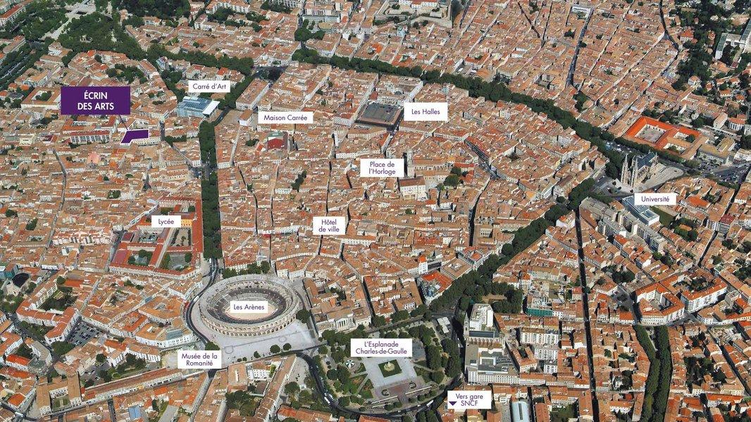 Appartements neufs Nîmes - Ecrin Des Arts