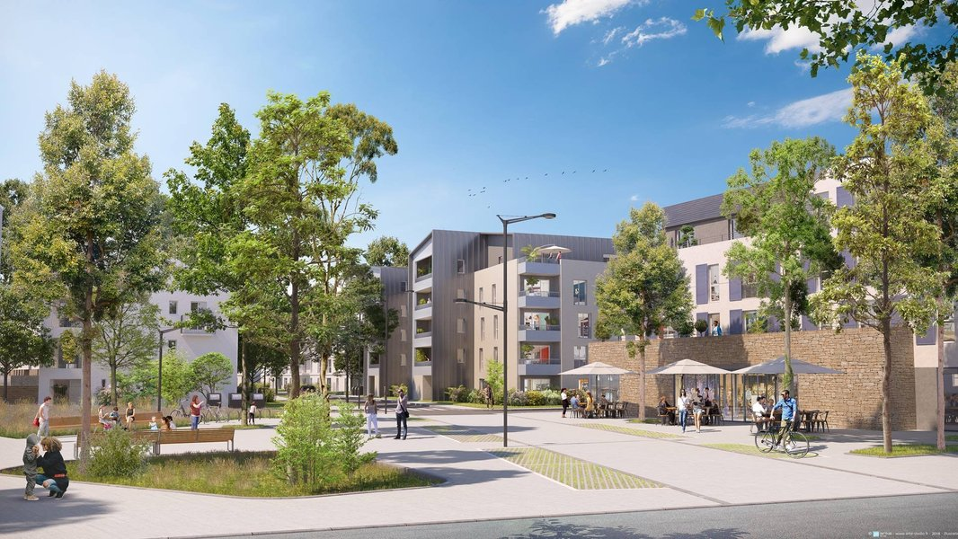 Appartements, maisons neufs Melun - Central Nature