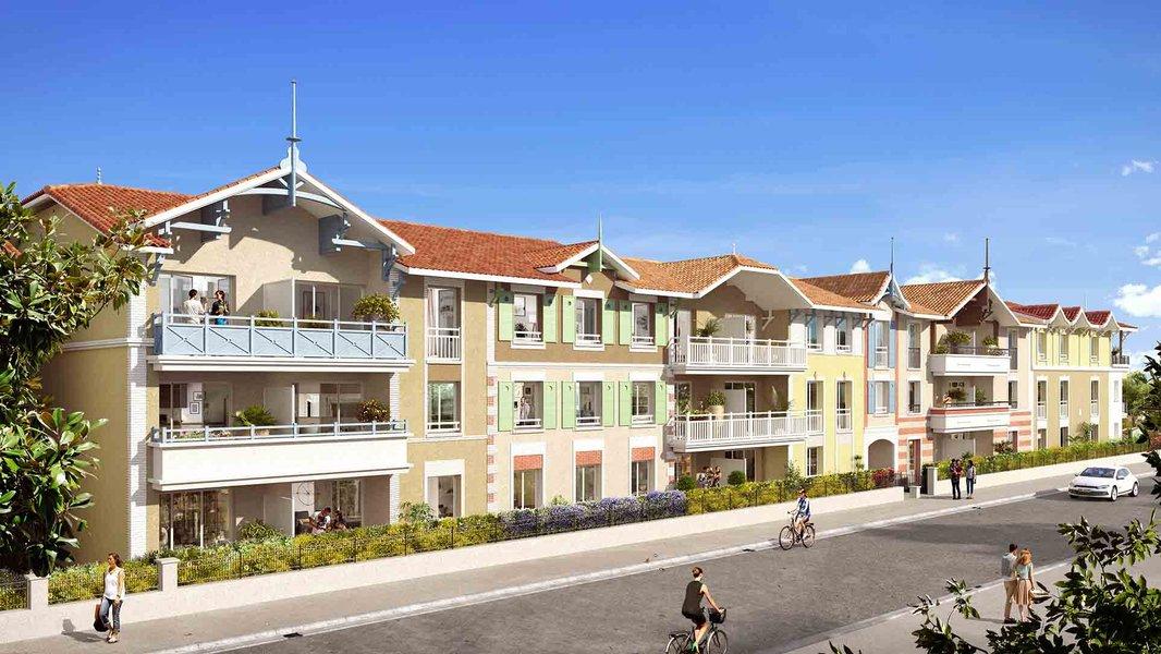 Appartement neuf Arcachon - La Belle Saison