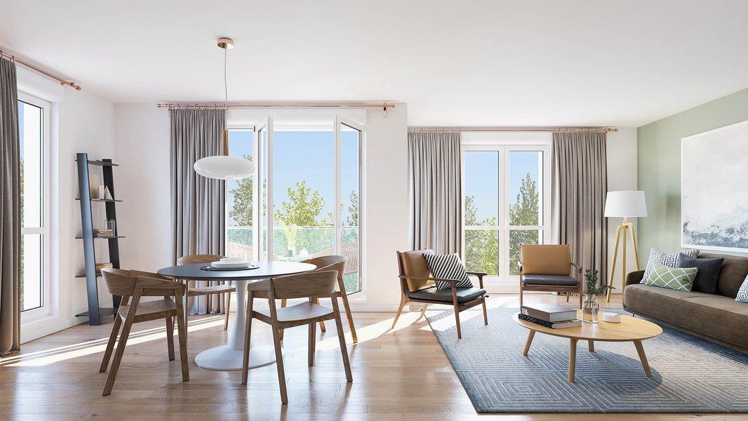 Appartements neufs Sartrouville - Le Jardin De Jeanne