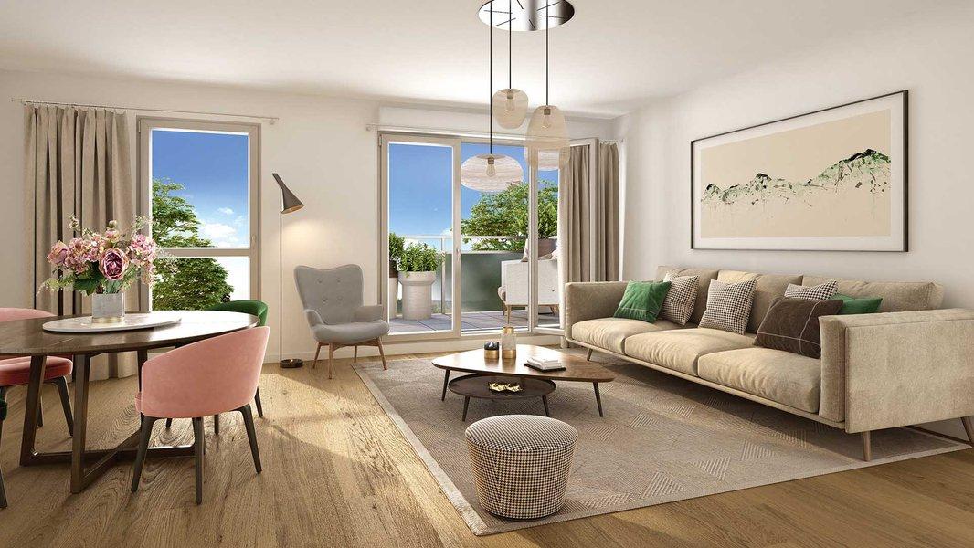 Appartements neufs Créteil - Seasons