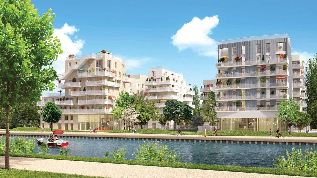 Appartements neufs Bondy - Canal Horizon