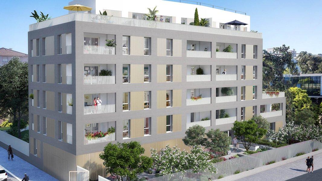 Appartements neufs Lyon - Little Wood