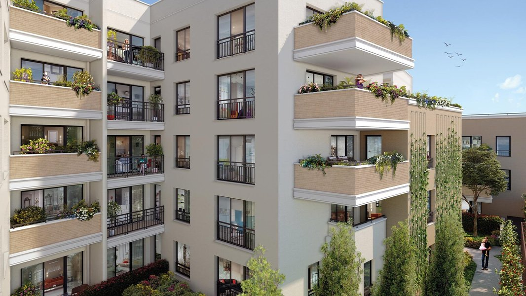 Appartements neufs Drancy - Arboria