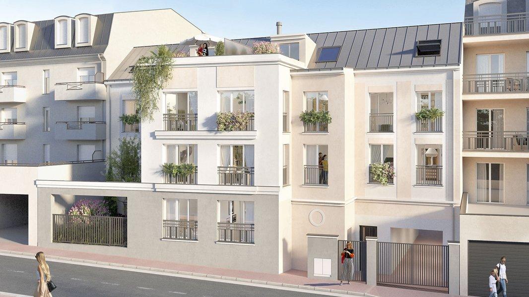 Appartements neufs Noisy-le-grand - Villa Historia