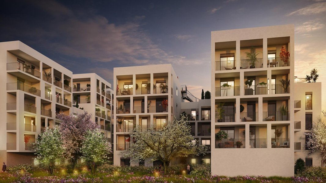 Appartements neufs Lyon - Lithograf