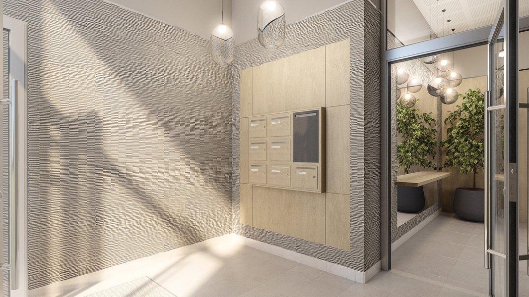 Appartement neuf Lyon - Lithograf
