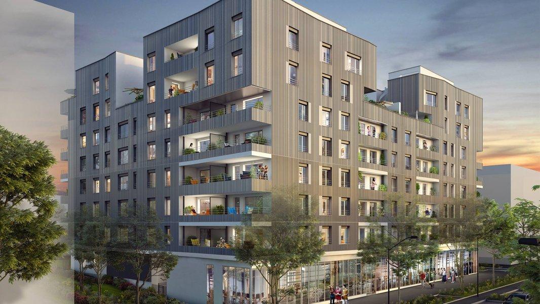 Appartements neufs Villeurbanne - Arch