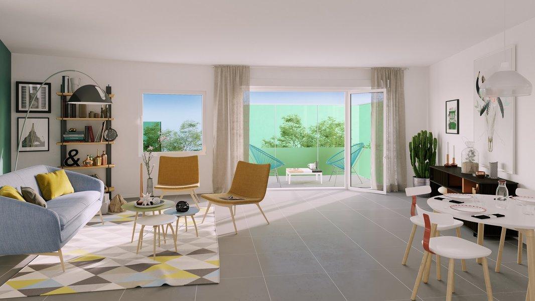 Appartements neufs Lormont - Parc De Fontbelleau