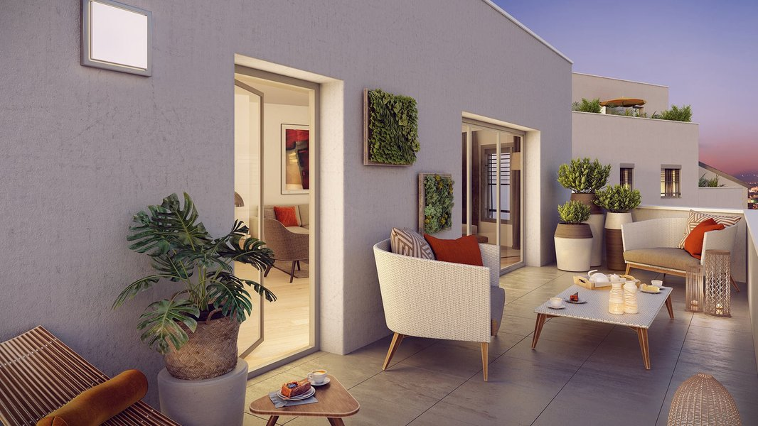 Appartements neufs Villeurbanne - Inspire