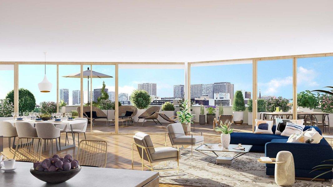 Appartements neufs Paris - Air Du Temps
