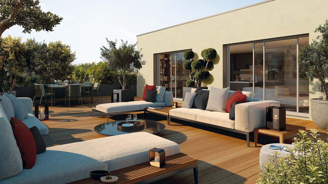 Appartements neufs Toulouse - Eloge Du Parc