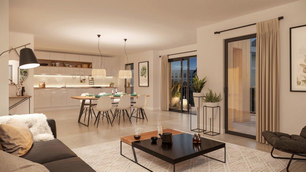 Appartements neufs Chambéry - Héritage