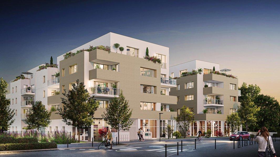 Appartements neufs Nantes - L'inédit