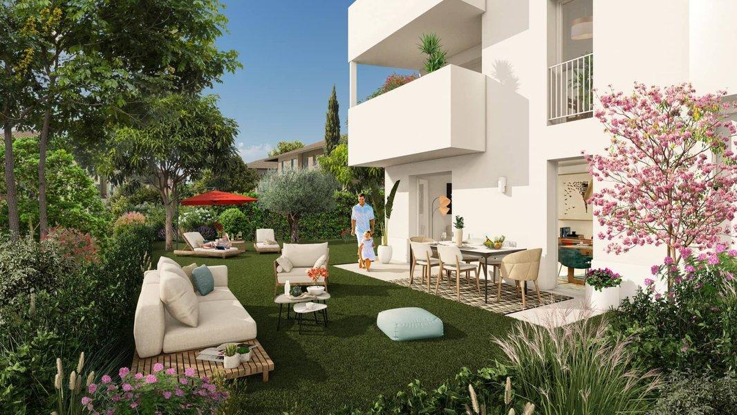 Appartements neufs Mérignac - L'orée Saint-augustin