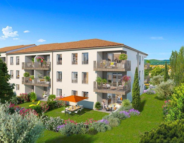 Appartement neuf Brignoles - Esprit Village