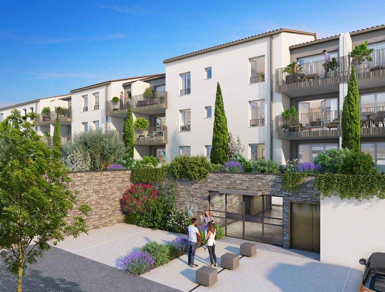Appartements neufs Brignoles - Esprit Village