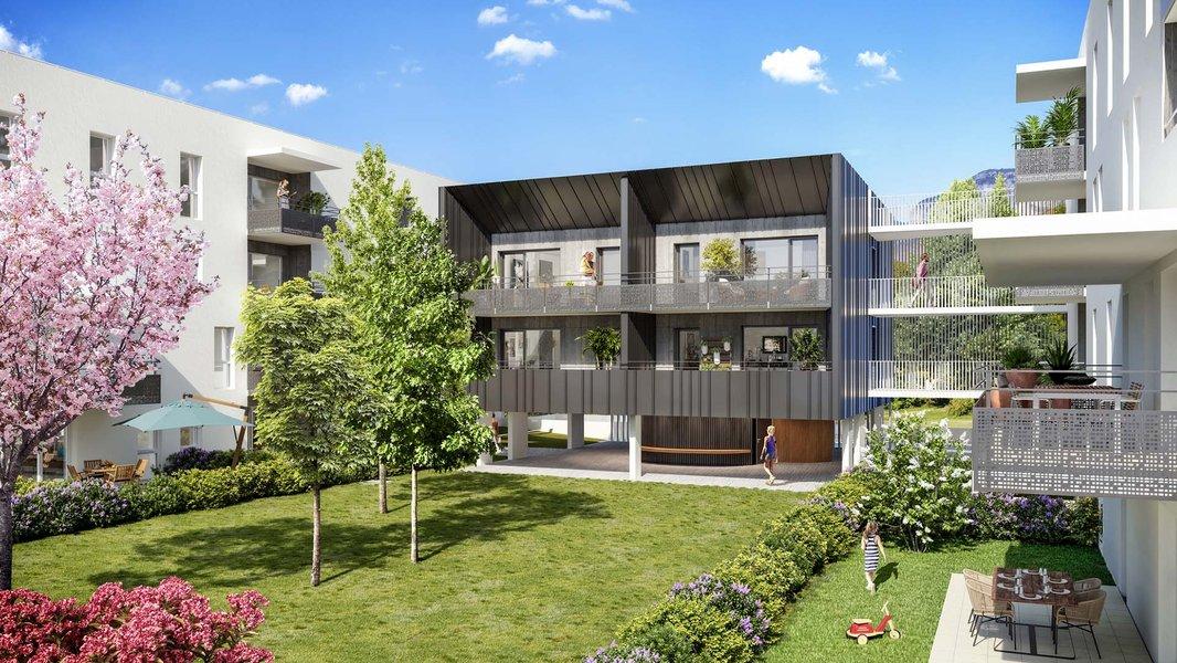 Appartements neufs Challes-les-eaux - L'éloge Du Château