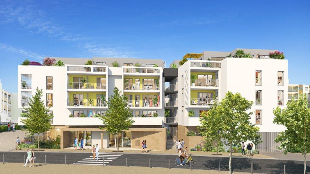 Appartements neufs Saint-palais-sur-mer - Résidence Les Bains