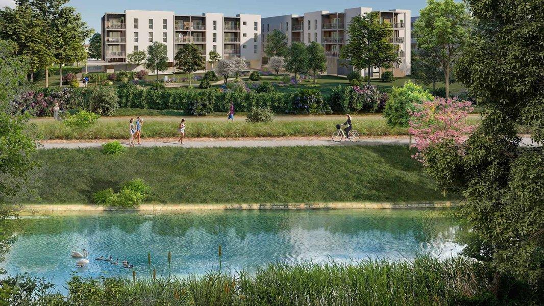 Appartements neufs Arles - Les Jardins Du Canal