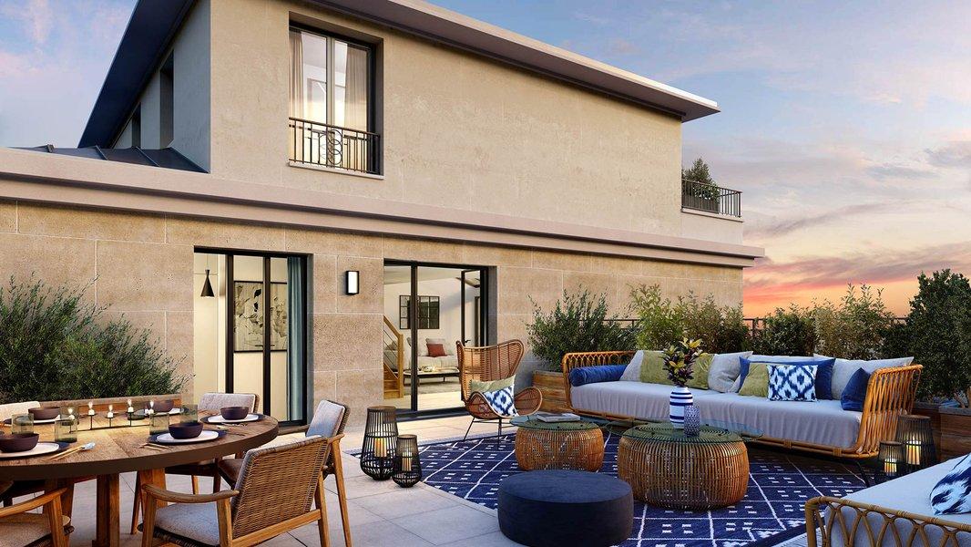 Appartements neufs Saint-maur-des-fossés - Le Domaine De Condé