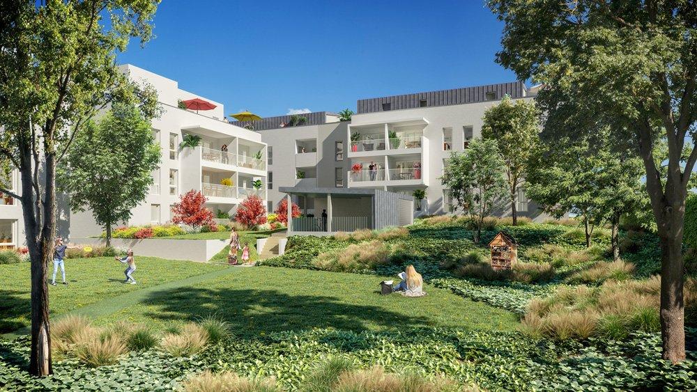 Appartements neufs Saint-genis-les-ollières - Les Hauts De L'ouest