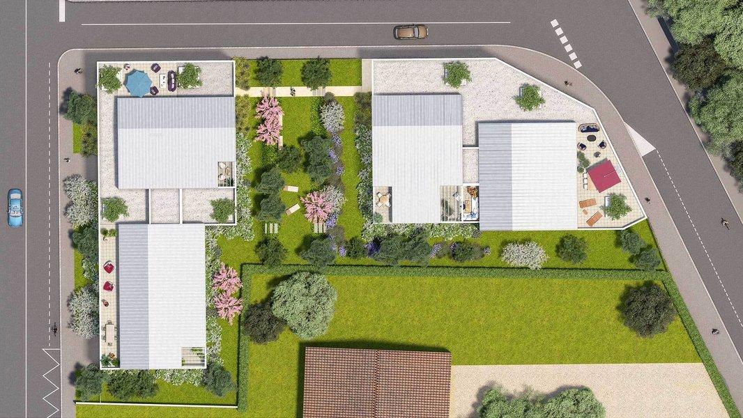 Appartements neufs Grigny - Jardin D'iro
