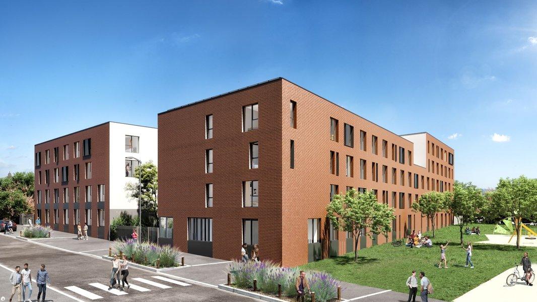 Appartements neufs Roubaix - Stud'campus