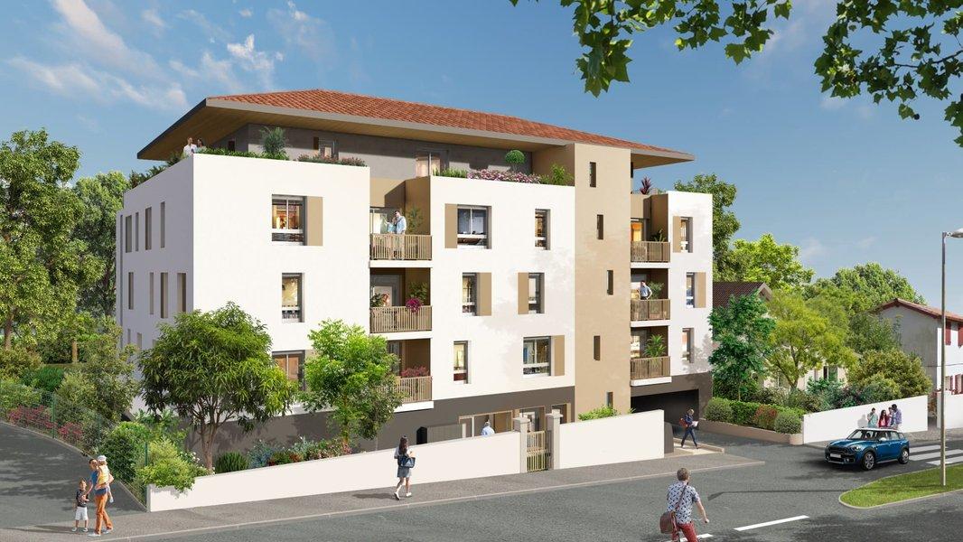 Appartements neufs Bayonne - Miramendia