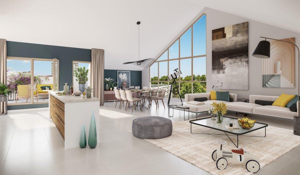 Appartements neufs Villeurbanne - Haven Hall