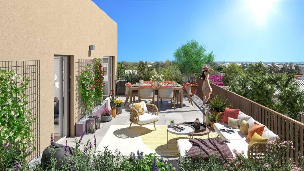 Appartements neufs Chassieu - Jolya Parc