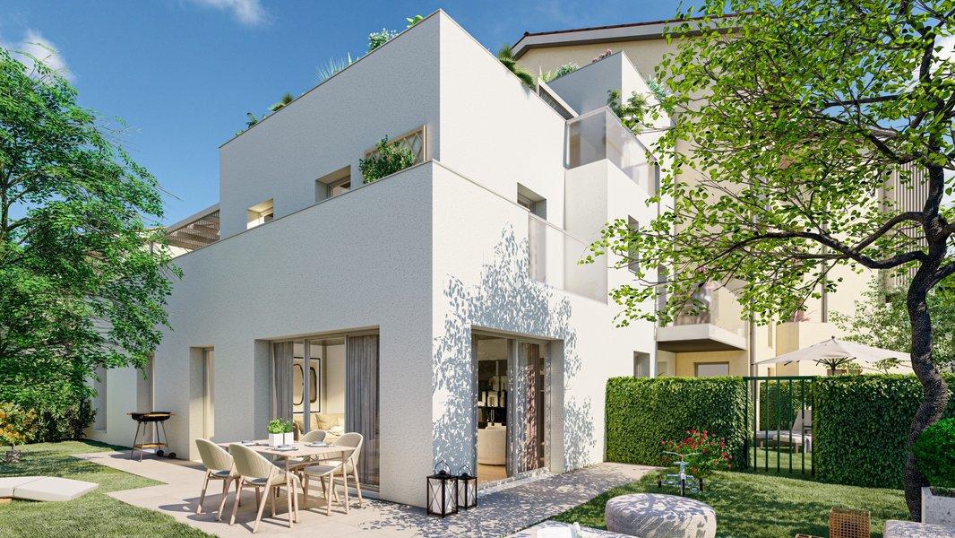 Appartements neufs Villefranche-sur-saône - Le Jardin D'héméra
