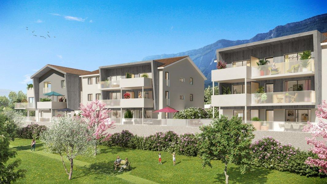Appartements neufs Saint-nazaire-les-eymes - Bellicime