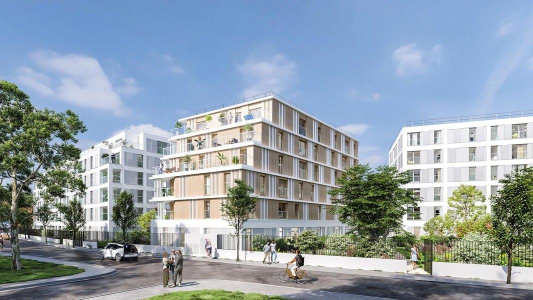 Appartements neufs Bondy - Fair Play
