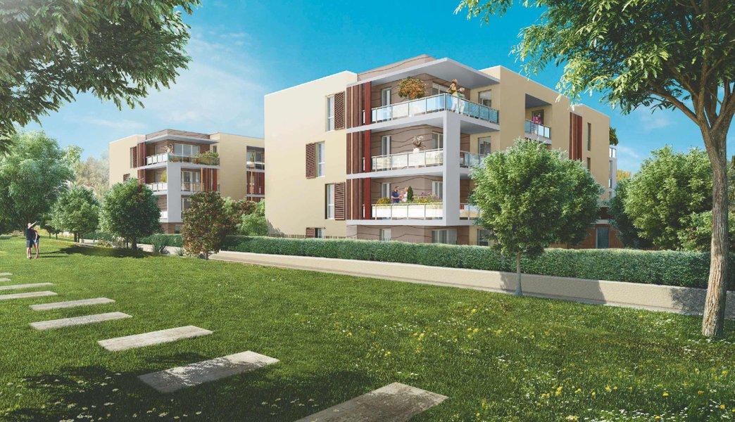 Appartement neuf Fréjus - Garden Square